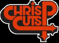 chrispcuts red logo